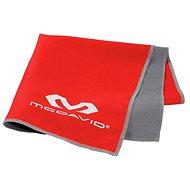 McDavid uCool Cooling Towels, červená - Ručník