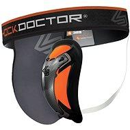 Shock Doctor 329, šedá XL - Suspenzor