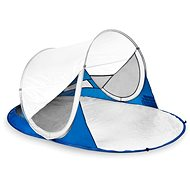Spokey Stratus, White-Blue - Beach Tent