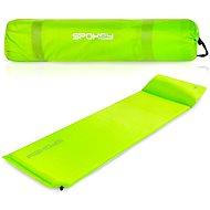 Spokey Savory Pillow s polštářkem 2,5 cm zelená