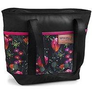 Spokey Eko Simply Termo taška malá černá 39 x 15 x 27 cm