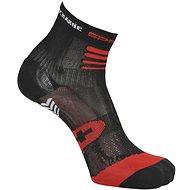 Spring revolution 2.0 Training černá/červená - Ponožky