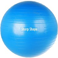 Sharp Shape Gym ball blue 75 cm - Gymnastický míč