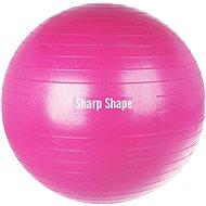 Sharp Shape Gym ball pink 65 cm - Gymnastický míč