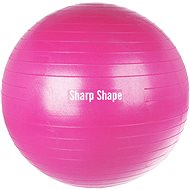 Sharp Shape Gym ball pink 75 cm - Gymnastický míč