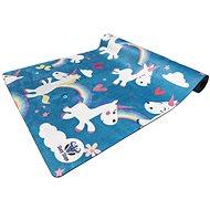Sharp Shape ECO Yoga mat Unicorn - Podložka