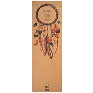 Sharp Shape Cork yoga mat Namaste - Podložka na jógu