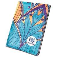 Sharp Shape Yoga Microfibre towel Mandala - Ručník