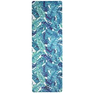 Sharp Shape Microfibre Travel Mat Leaves - Yoga Mat