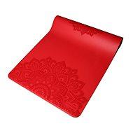 Sharp Shape PU Yoga mat Blossom - Podložka na jógu