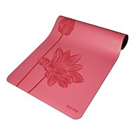 Sharp Shape PU Yoga mat Flower - Podložka na jógu