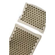 Sharp Shape Acupressure ECO Set, Brown