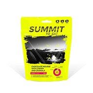 Summit To Eat - Čokoládová pěna s Granolou a třešněmi - MRE