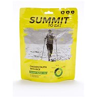 Summit To Eat - Kuře Fajita s rýží - big pack - MRE
