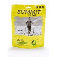Summit To Eat - Smažená rýže s kuřecím masem a Teriyaki omáčkou - big pack - MRE