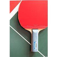 Butterfly Offensive New + Sriver L, Rovné - Pálka na stolní tenis