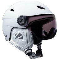 Stormred Visor W, bílá - Lyžařská helma