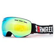 Stormred SNOW 5000 JR Red/Gold - Lyžařské brýle