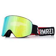 Stormred SNOW 5100 Black/Gold - Lyžařské brýle
