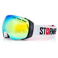 Stormred SNOW 3500 Black/Gold/White - Lyžařské brýle