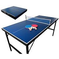 SULOV MIDI skládací, modrý - Stůl na stolní tenis