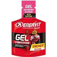 Enervit Gel (25 ml) s kofeinem, malina - Energetický gel