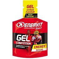 Enervit Gel (25 ml) s kofeinem, citrus - Energetický gel