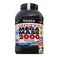 Weider Mega Mass 2000 různé příchutě 4,5kg - Gainer