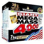 Weider Mega Mass 4000 čokoláda 7kg - Gainer