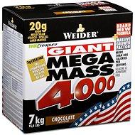 Weider Mega Mass 4000 různé příchutě 7kg - Gainer