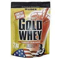 Weider Gold Whey 2kg - různé příchutě - Protein