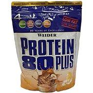 Weider Protein 80 Plus, 500g, oříšek-nugát
