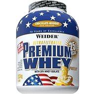 Weider Premium Whey, 2300g, Chocolate/nougat - Protein