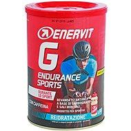 Enervit G Endurance Sports (420 g) s kofeinem - Iontový nápoj