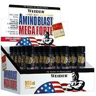 Weider Amino Blast Mega Forte jablko-třešeň 500ml (20x25ml) - Aminokyseliny