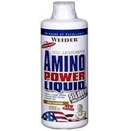 Weider Amino Power Liquid 1000ml - Various Flavours - Amino Acids