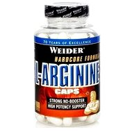 Weider L-Arginine Caps - More Variants - Amino Acids
