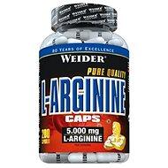 Weider L-Arginine Caps 200kapslí - Arginin