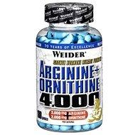 Weider Arginine + Ornithine 4000 180kapslí - Aminokyseliny