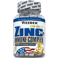 Weider Zinc Immune Complex 120kapslí - Vitamín