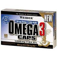 Weider Omega 3 60kapslí - Omega 3