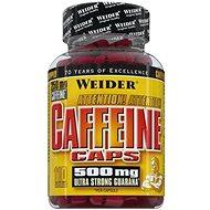 Weider Caffeine Caps 110 Capsules - Stimulant