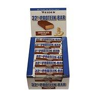 Weider 32% Protein bar čokoláda 60g - Proteinová tyčinka