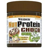 Weider Nut Protein crunchy křupavý oříšek 250g - Proteinová kaše