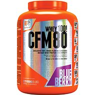 Extrifit CFM Instant Whey 80 2,27 kg blueberry - Protein