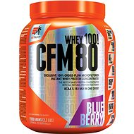 Extrifit CFM Instant Whey 80 1000 g blueberry - Protein