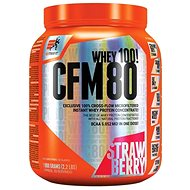 Extrifit CFM Instant Whey 80 1000 g strawberry - Protein