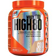 Extrifit High Whey 80 1000 g cookies - Protein