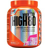 Extrifit High Whey 80 1000 g fruit yoghurt - Protein