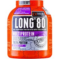 Extrifit Long 80 Multiprotein 2,27 kg blueberry - Protein
